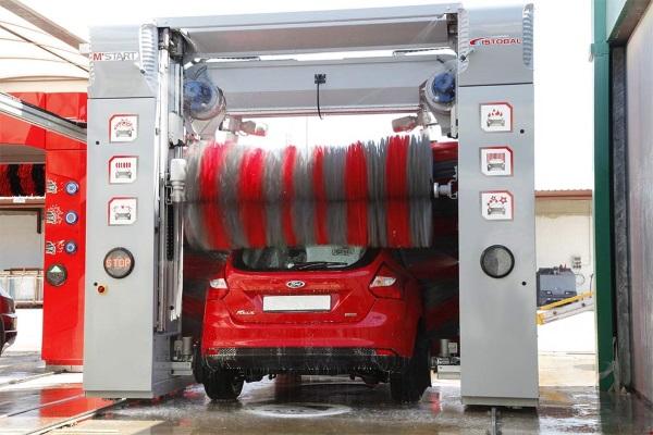 Конвейерная мойка оборудование блок управления фольксваген транспортер